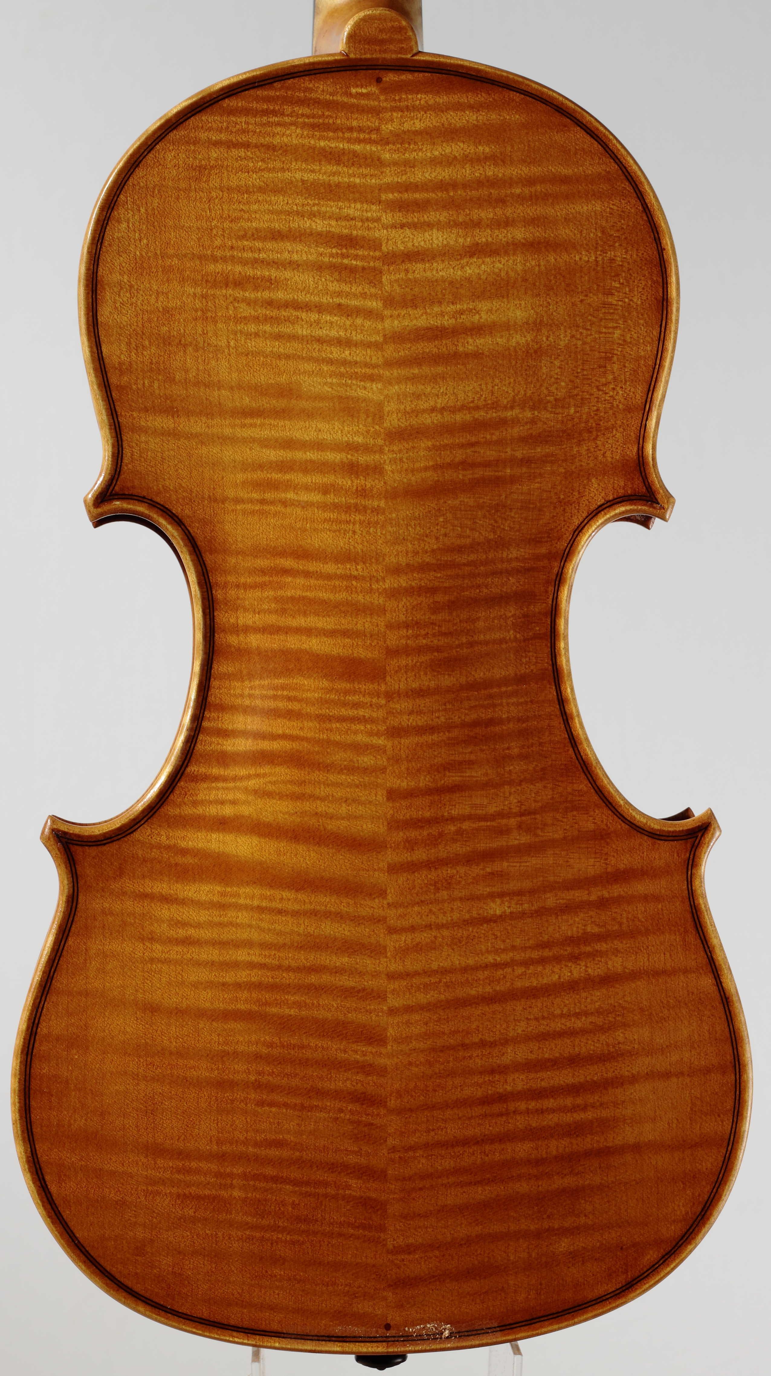 Francesco Piasentini 2012 - Domenico Montagnana patter - violin