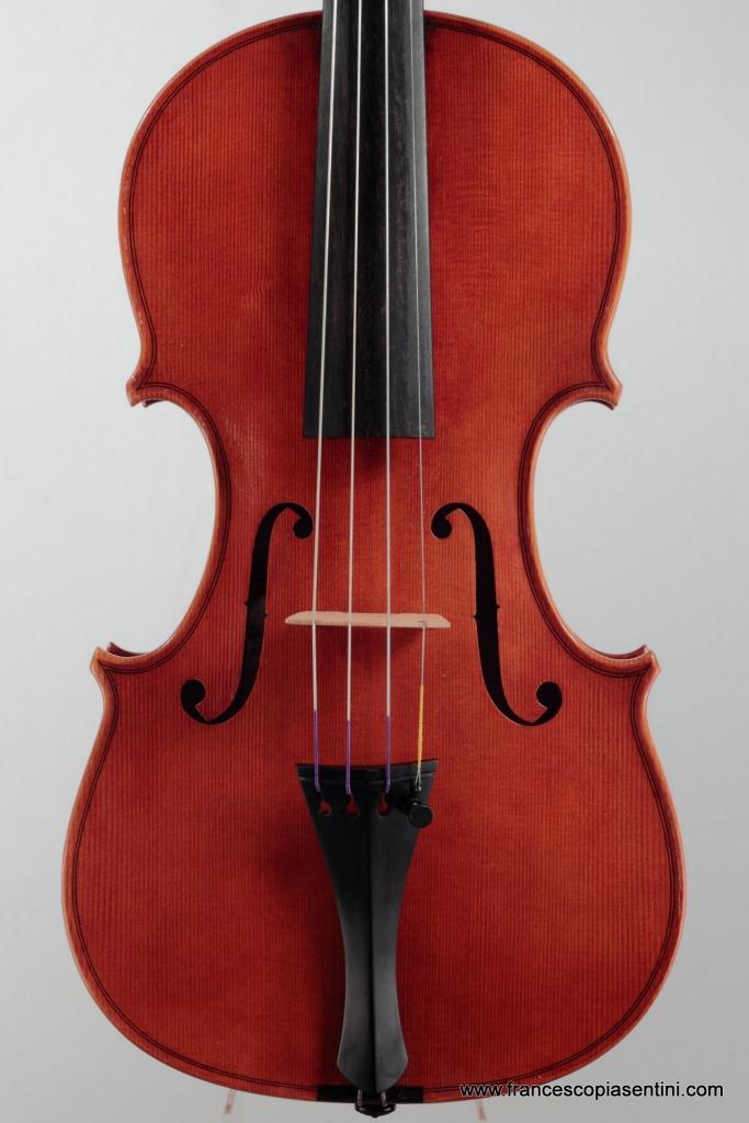 violino modello Montagnana, Padova 2015