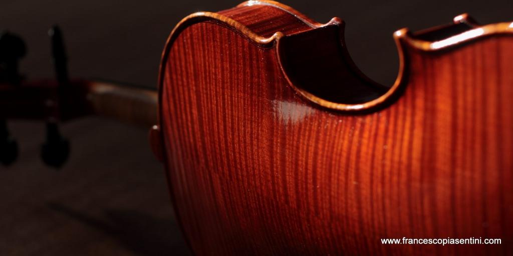 Violino modello Montagnana