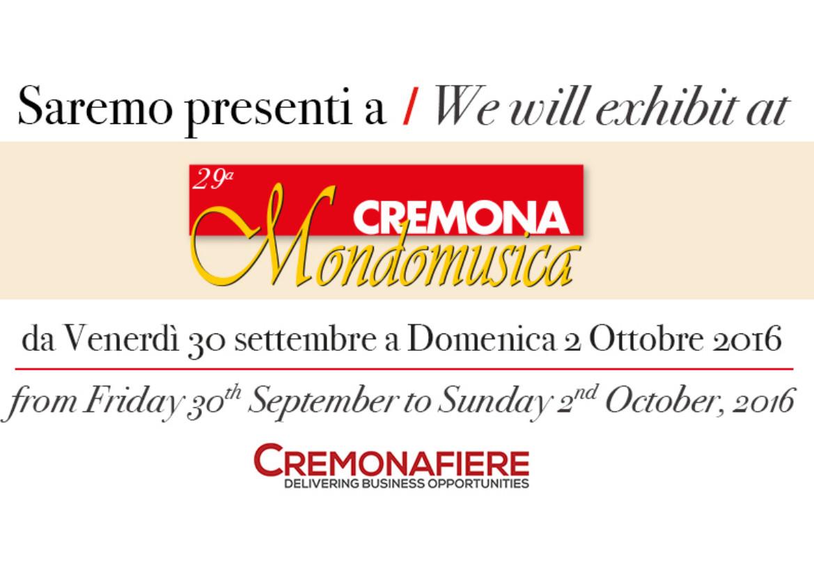 Cremona Mondomusica, stand 215